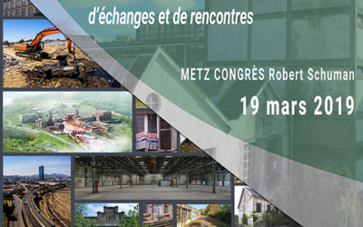 Save the date : Friches et territoires durables, Metz 19 mars